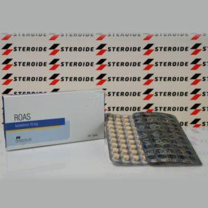 Verpackung Roas 10 mg Pharmacom Labs