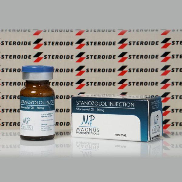 Stanozolol 50 mg Magnus Pharmaceuticals (Fläschchen)