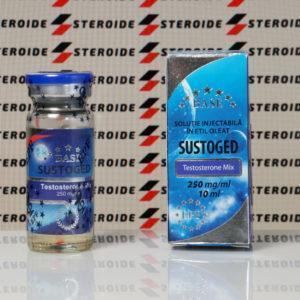Verpackung Sustoged 250 mg Euro Prime Farmaceuticals (Fläschchen)