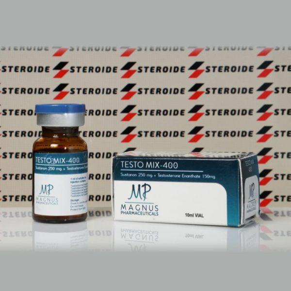 Testo Mix 400 mg Magnus Pharmaceuticals (Fläschchen)