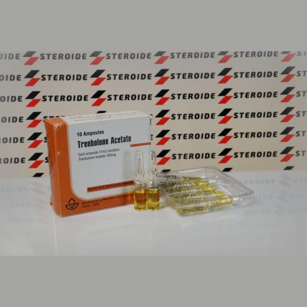 Trenbolone Acetate 100 mg Aburaihan (Ampulle)