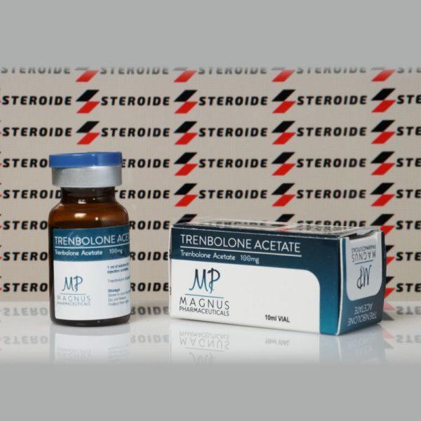 Trenbolone Acetate 100 mg Magnus Pharmaceuticals (Fläschchen)