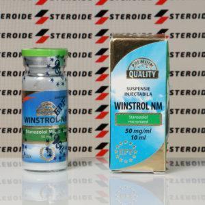Verpackung Winstrol NM 50 mg Euro Prime Farmaceuticals (Fläschchen)
